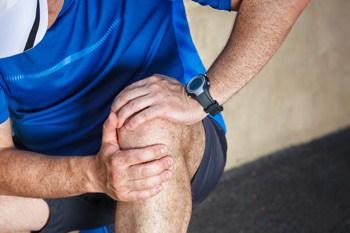 bolące kolana