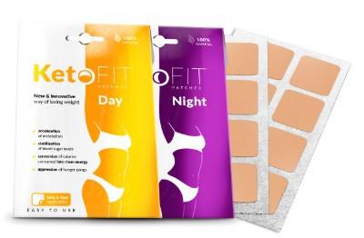 opakowanie ketofit patches